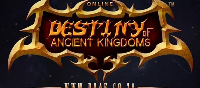 Destiny of Ancient Kingdoms Gets Steam Greenlight