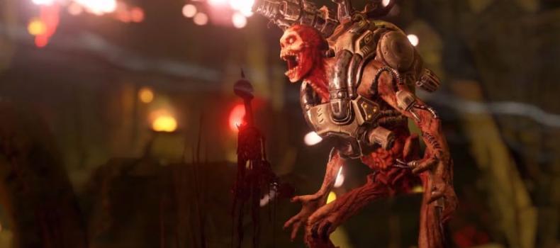 E3 2016: Doom DLC Unto The Evil Revealed