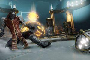 E3: Warframe Gets New Team Sport – Lunaro