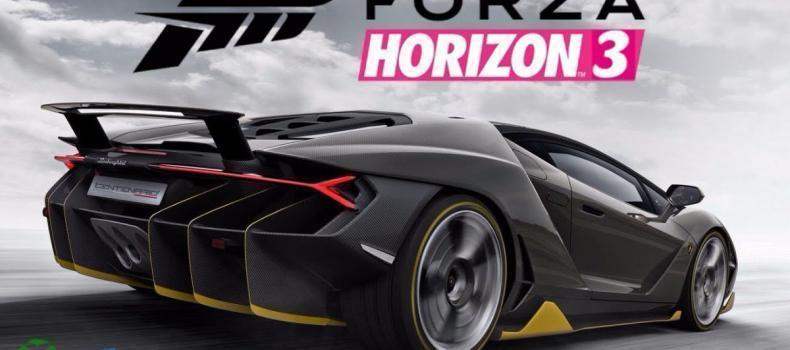 E3 2016: Forza Horizon 3 Announced