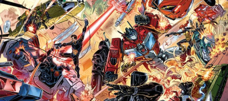 IDW Publishing Launching Shared Hasbro Comic Universe