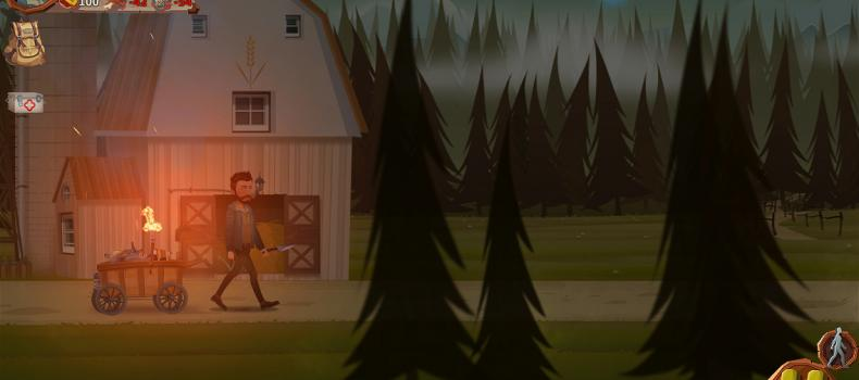 HomeBehind Takes You On A Journey On Steam