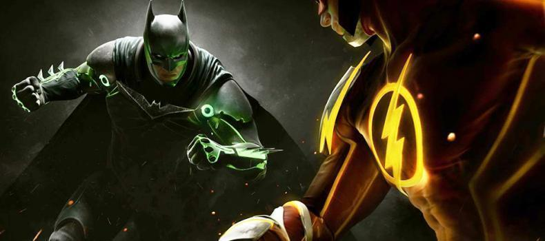 Injustice 2 Officially Announced and Trailer Released!