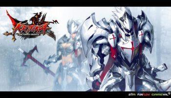Kritika: the White Knights Releases Burst Breaker