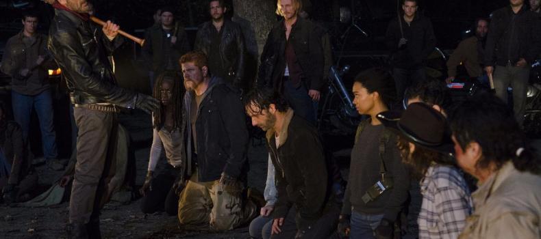Robert Kirkman Talks Walking Dead Cliffhanger Anger