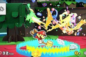 E3 2016: New Paper Mario Plays Like Sticker Star