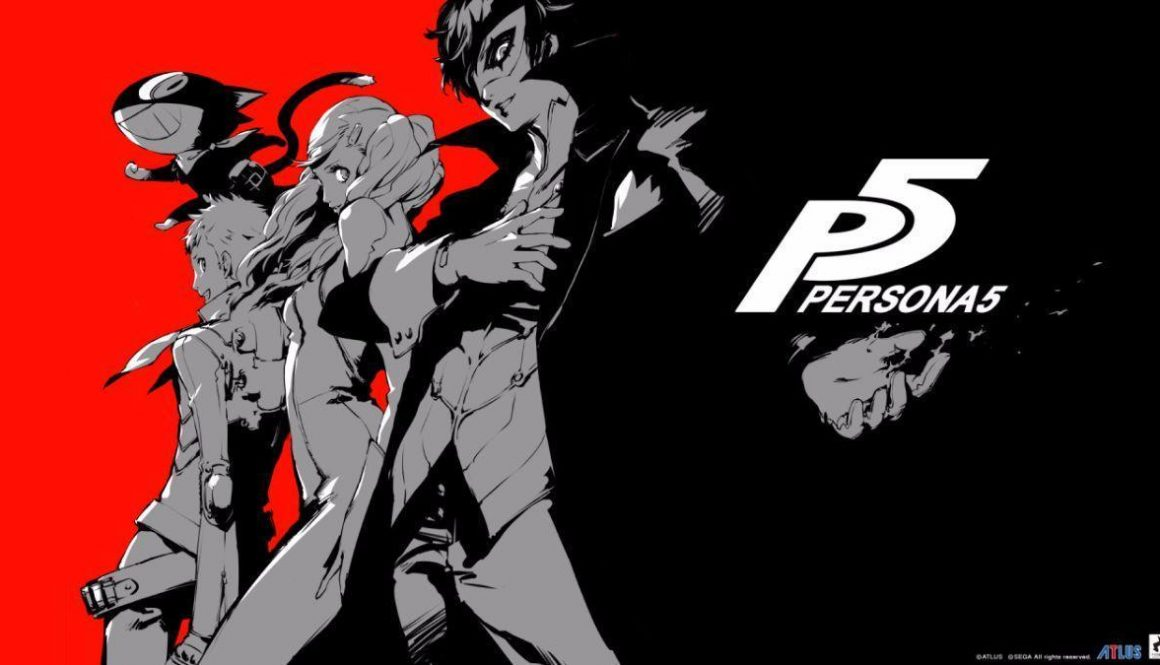 Persona 5 Gets PlayStation 3, PS 4 & Vita Release Date