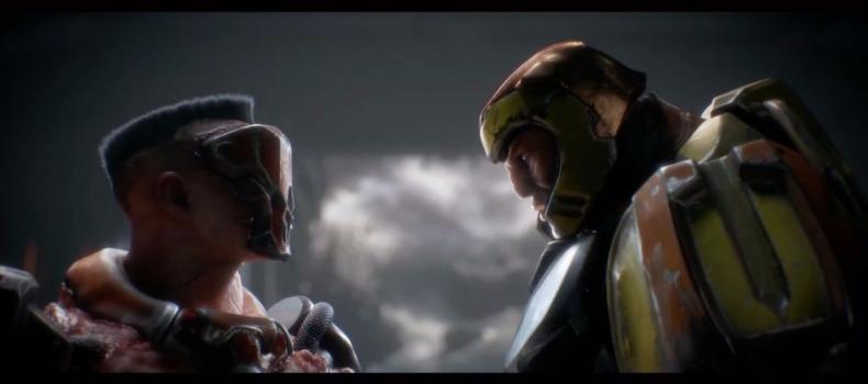 Quake Champions: Anarki Character Gets Showcased