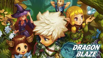 RPG Dragon Blaze Gets New Update