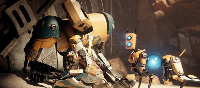 E3 2016: ReCore Gets New Trailer Confirmed Release Date