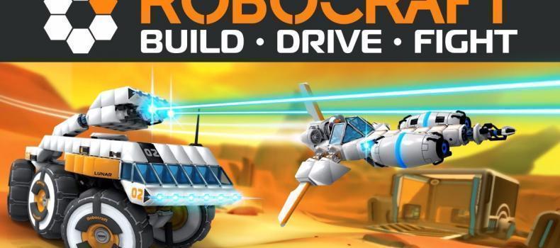 Robocraft Gets Battle For Earth DLC