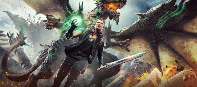 E3 2016: Scalebound Confirmed To Be Coming To PC