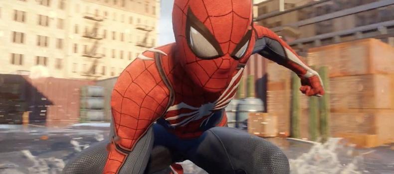 E3 2017: Spider-Man Game Gets Massive Demo