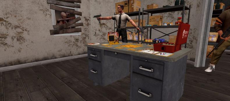 Tabletop Simulator Gets Zombicide DLC