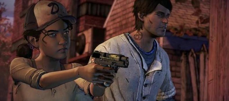 E3 2016: Walking Dead S3 3 Has 2 Playable Characters