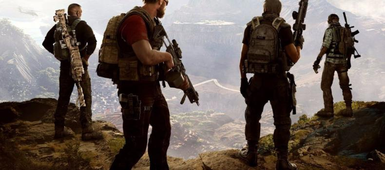 New ghost recon release date