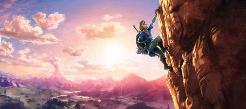 E3 2016: New Legend Of Zelda Artwork Revealed