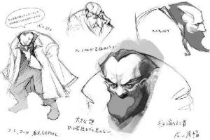 """Abandoned Street Fighter Characters Include A """"Fighting Literary Master"""""""