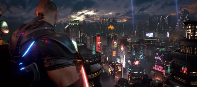 E3 2016: Crackdown 3 Delayed