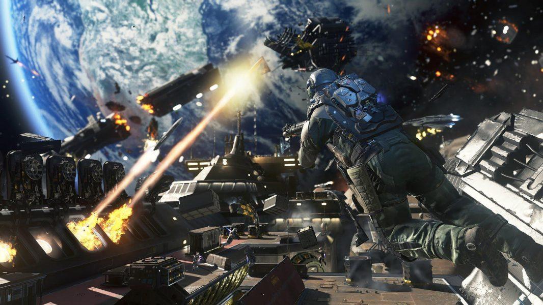 E3 2016: Call of Duty Infinite Warfare Space Battle Video Released