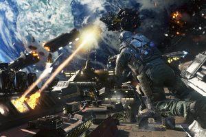 Infinite Warfare Sees The Return Of Vehicular Combat