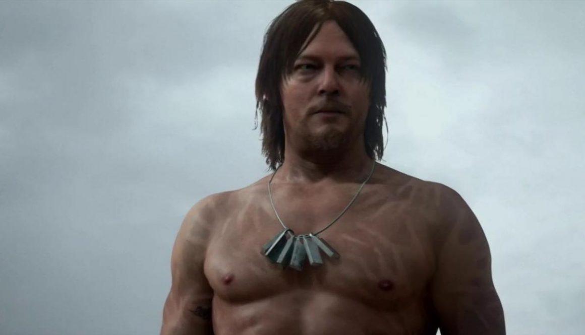 E3 2016: Hideo Kojima Announces Death Stranding