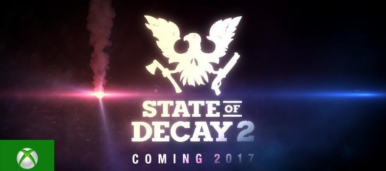 Gamescom 2017: State Of Decay 2 Will Be Much Deeper Title