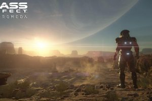 E3 2016: Andromeda Won't Continue Mass Effect 3 Ending