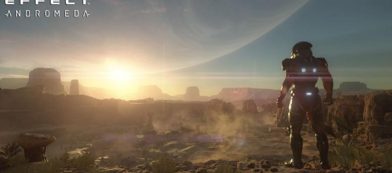 E3 2016: Mass Effect Andromeda To Have Natural Bonds