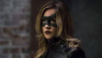 Black Canary Laurel lance