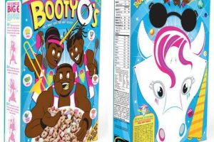 SDCC 2016: Booty-O's Cereal Is Now Real