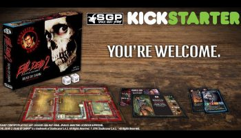 Evil Dead Board Game