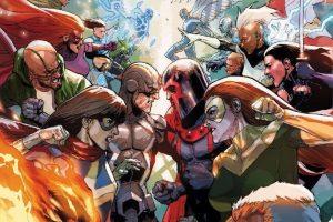 SDCC 2016: Inhumans and X-Men Go To War