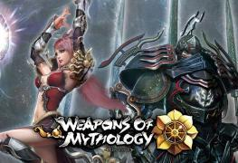 MMORPG Weapons of Mythology - New Age To Land West
