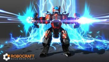 Robocraft Expansion Enter the Shredzone Out Now