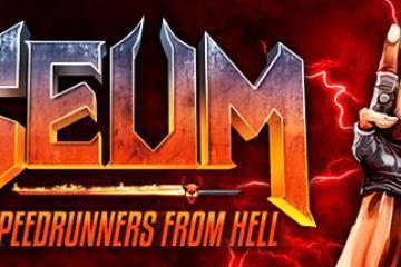 SEUM: Speedrunners from Hell Lands On Steam