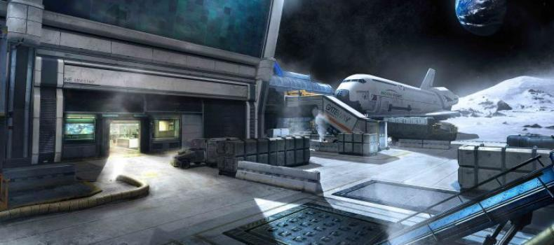 SDCC 2016: Infinite Warfare To Have Remade Terminal Map