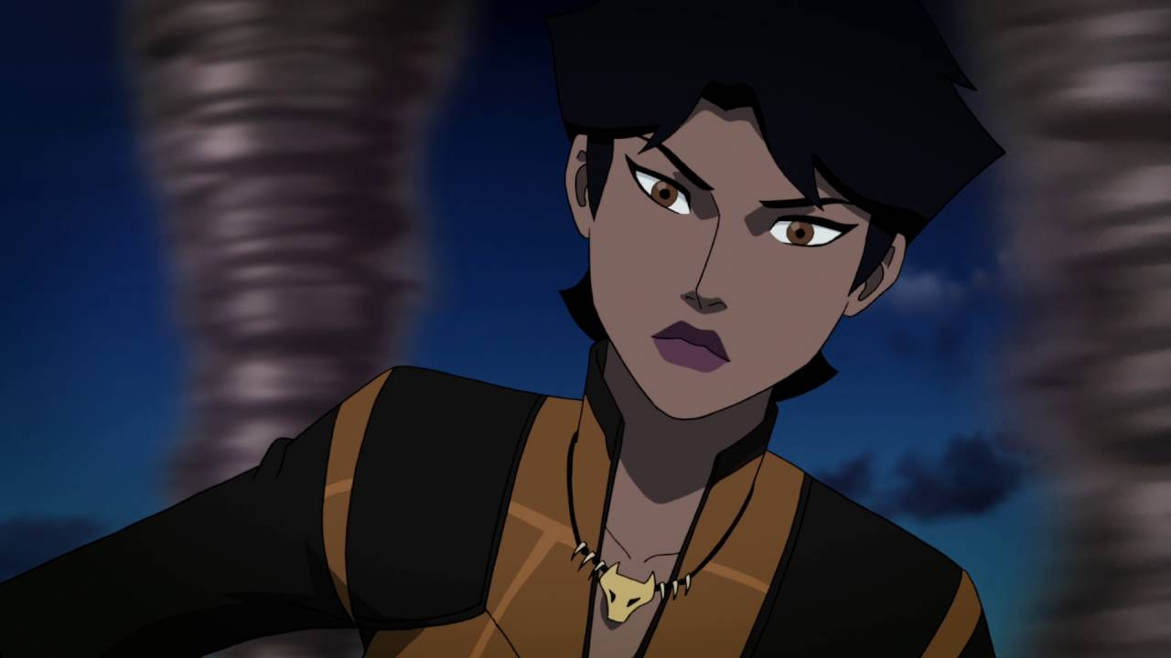 Vixen Animated Series Getting Tv Debut Wednesday