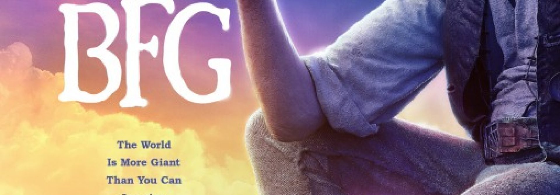 The BFG: See It Before It's Out Of Theaters