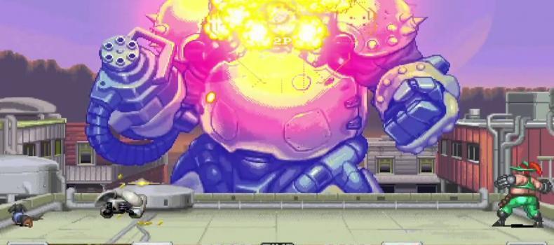 Wild Guns Reloaded Hits PlayStation 4