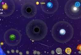 Arcade Meets Puzzles and Tension in Among The Asteroids