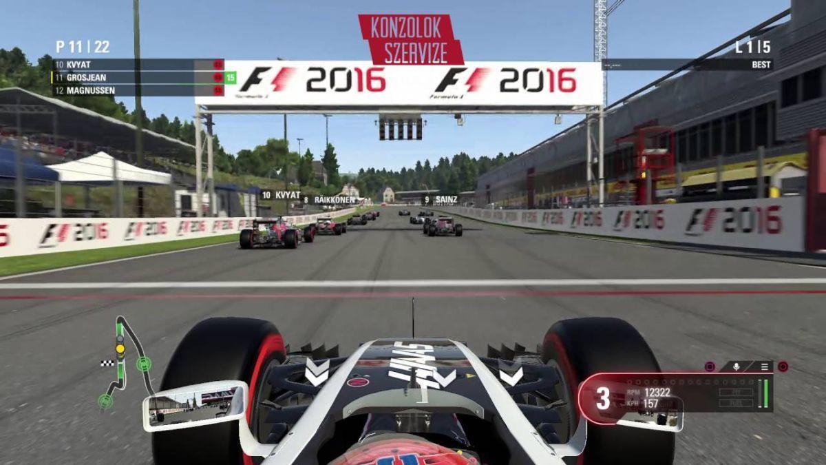 f1 2016 xbox one review. Black Bedroom Furniture Sets. Home Design Ideas