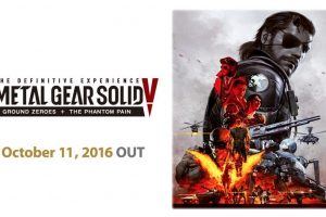 Metal Gear Solid V To Be Sold In One Package This October