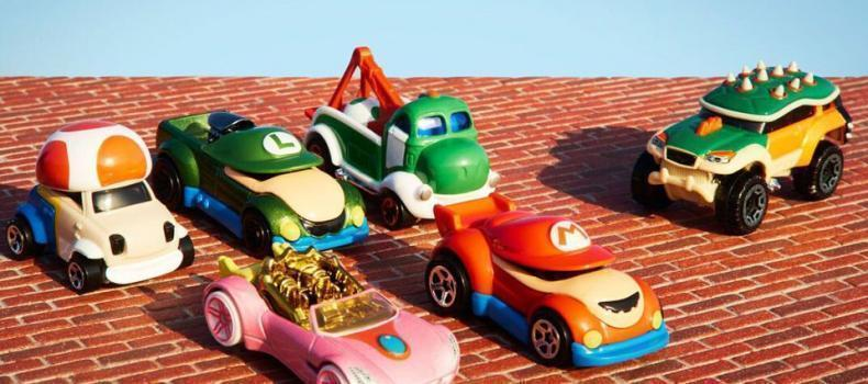 Mario And Friends Have Turned Into Cars