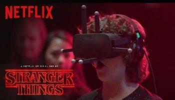 Stranger Things VR Turns Your Living Room Upside Down