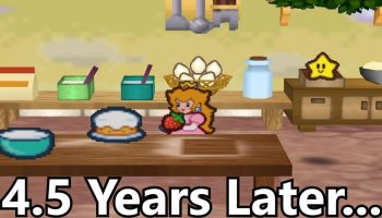 This Paper Mario Glitch Tales 4.5 Years To Pull Off