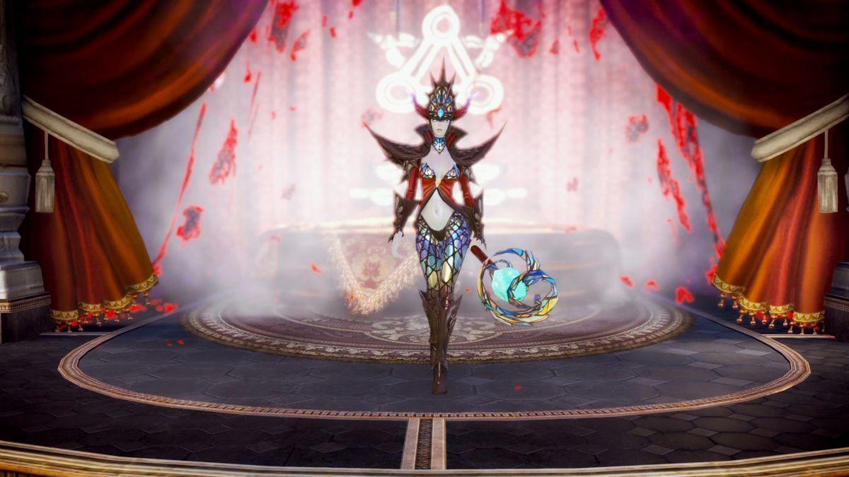 MMORPG Tera Gets The Guilded Age Update