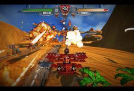 Red Barton & The Sky Pirates Hits Kickstarter, Greenlight