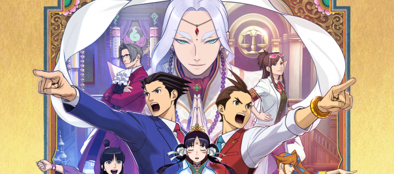 Phoenix Wright: Ace Attorney – Spirit of Justice Review
