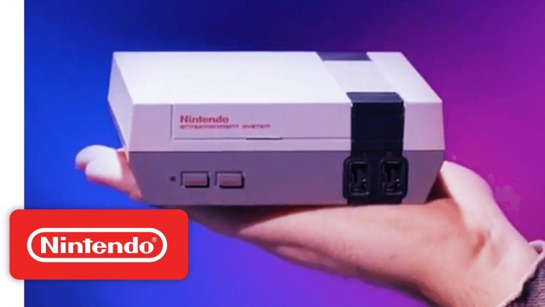 New Trailer, New Details About The Mini-NES